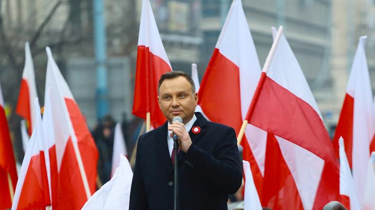 Дуда: благодаря Варшавскому восстанию Польша не стала очередной советской республикой
