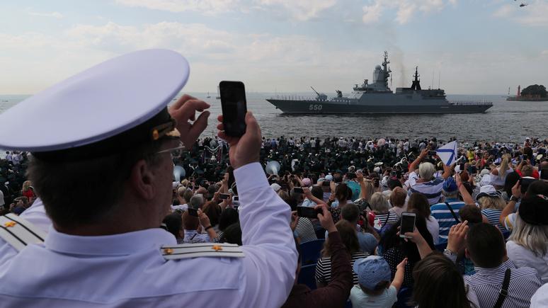 «На всех парусах»: National Interest о стремительной модернизации российского флота