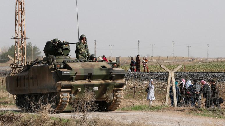 NZZ: разлад между Турцией и США усиливается — Эрдоган намерен вторгнуться на курдские территории