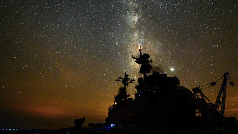 Times: «танкерный кризис» может вылиться для Запада в морское противостояние с Россией и Ираном