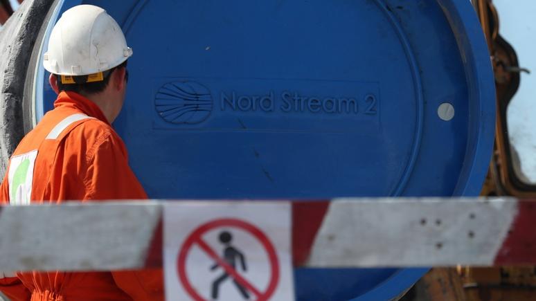 Welt: немецкий бизнес предупредил — санкции против «Северного потока — 2» превратят энергетическую политику ЕС в «игрушку США»