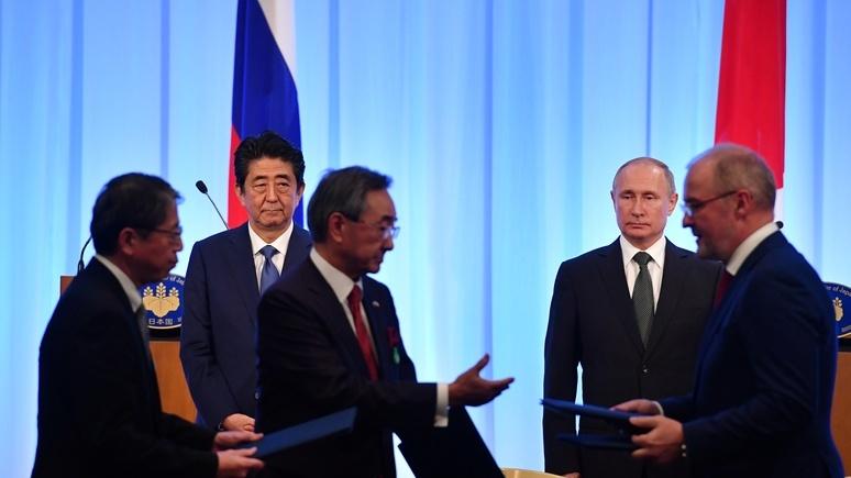 Asahi Shimbun: Абэ пора признаться японцам, что его стратегия по Курилам не работает