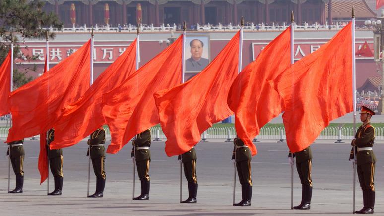 Эксперт: НАТО пора готовиться к приходу «парней из Пекина»