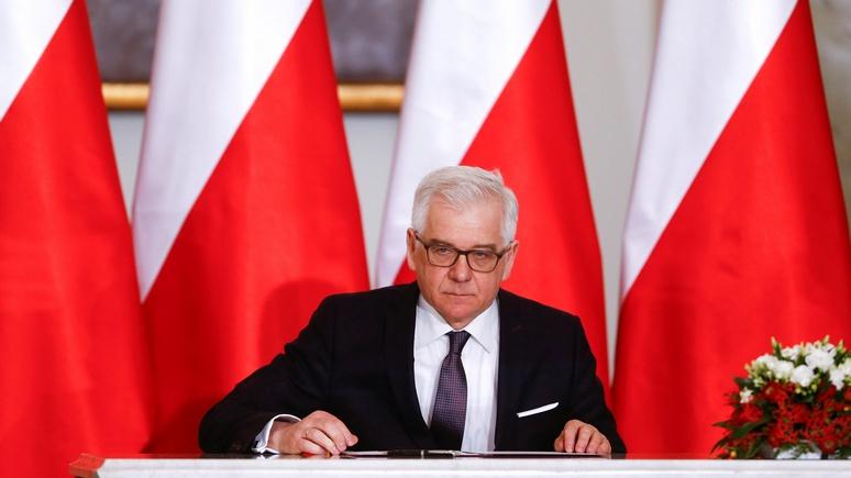 Die Zeit: Варшава поддержала «план США по устрашению России»