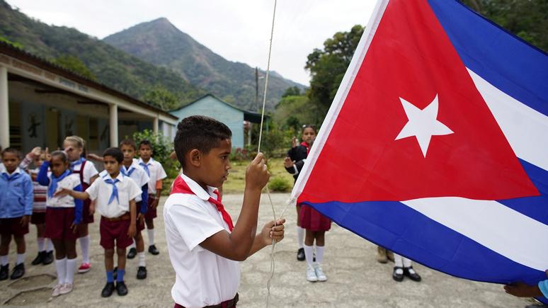 Daily Express: из-за «ястребиного» поведения Трампа Куба поворачивается к Москве