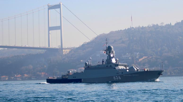 National Interest: трансформация российского флота происходит прямо на глазах