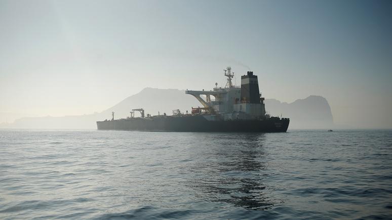 Fox News: США не успели продлить задержание — суд Гибралтара отпустил иранский танкер