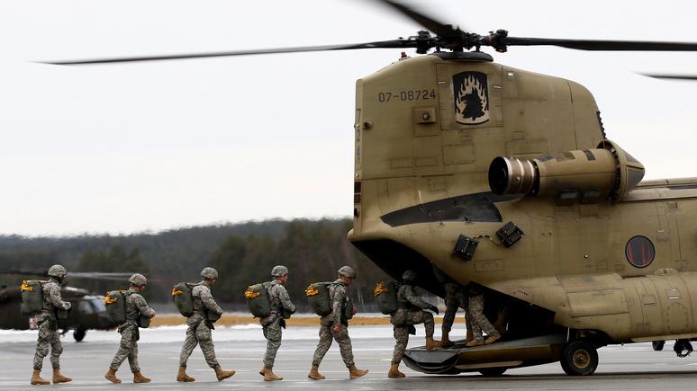 Bild: Германия не сможет защитить себя без американских войск